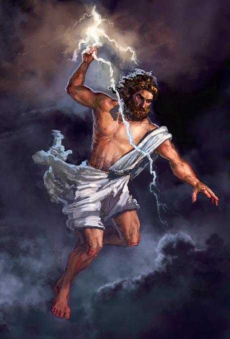Dios ZEUS « Adrianapolis